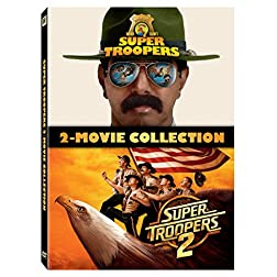 Super Troop 1+2 Coll Dvd