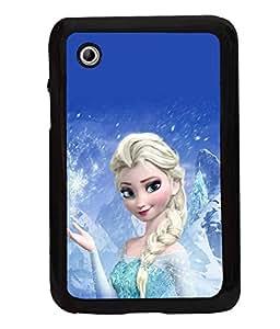printtech Frozen Princess Back Case Cover for Samsung Galaxy Tab 2 7.0 P3100 , Samsung Galaxy Tab 2 (7.0)