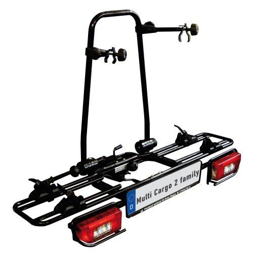 MFT 8200/bl Fahrradheckträger multi-cargo2-family