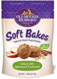 Old Mother Hubbard Soft Bakes Natural Dog Treats Made in USA Only, Applesauce & Oatmeal Recipe, 6-Ounce Bag