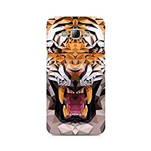 Ebby Roaring Tiger Premium Printed Case For Samsung A3 2016