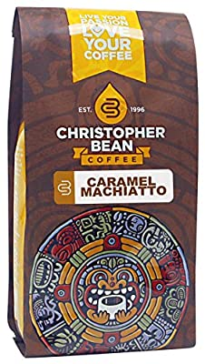 Christopher Bean Coffee Whole Bean Coffee, 12 Ounce