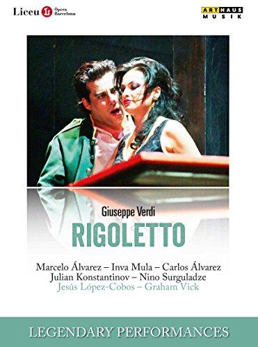 Verdi: Rigoletto [Legendary Performances; Gran Teatre del Liceu, 2004]