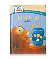 Goldilocks & the Three Bears Story Book