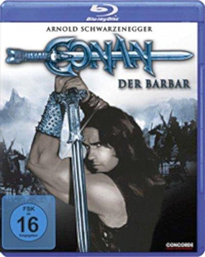 Conan 1 - Der Barbar [Blu-ray]