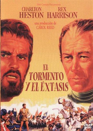 El Tormento Y El Extasis [DVD]