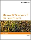 img - for New Perspectives on Microsoft Windows 7 for Power Users (New Perspectives (Course Technology Paperback)) book / textbook / text book