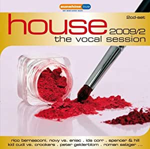 Buy house the vocal session 2009 2 online at low prices in for 90s vocal house