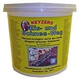 """Keyzers Eis- und Schnee-Weg 5kg Eimer -ohne Salz-von """"Keyzers"""""""