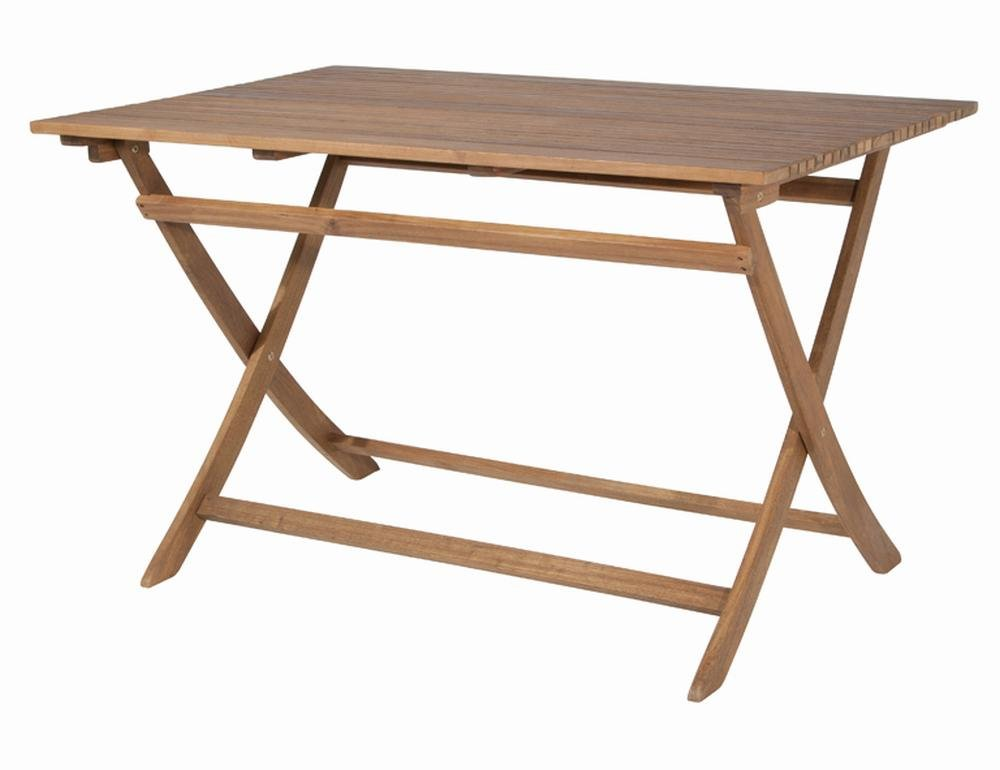 Siena Garden 120573 Tisch Falun, 120x80cm Akazienholz FSC® 100% Beschläge aus galvanisiertem Stahl günstig bestellen