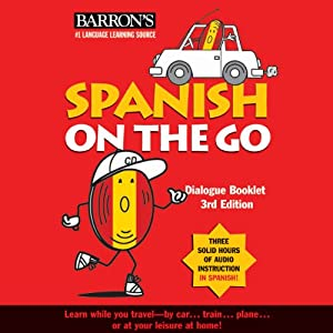 Spanish on the Go Audiobook