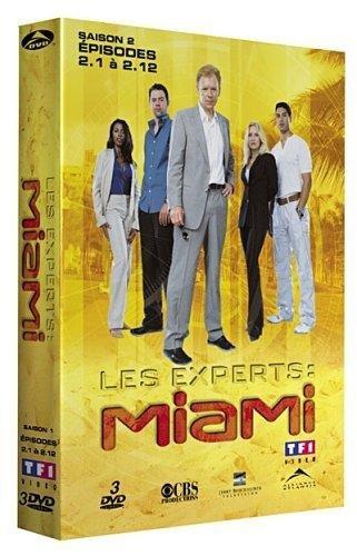 Les Experts : Miami - Saison 2 Vol. 1