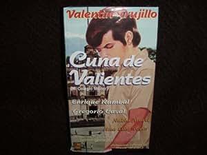Amazon.com: Cuna De Valientes [VHS]: Valentín Trujillo
