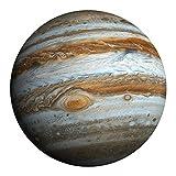 Espace Et Univers Sticker Adhésif Mural Autocollant - La Planète Jupiter (38 x 38 cm)...