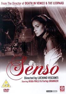 Senso [DVD] [1954]