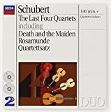 Schubert: Last 4 Quartets
