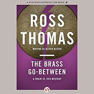 The Brass Go-Between Audiobook