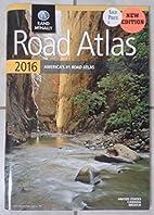 Road Atlas 2016 by Rand McNally