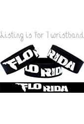 Flo Rida Wristband Flo-Rida One Inch Wide Bracelet