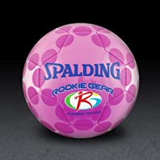 Rookie Gear Soccer Ball - Pink - Size 3