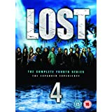 "Lost - Series 4 [UK IMPORT] (6 DVD's)von ""WALT DISNEY PICTURES"""