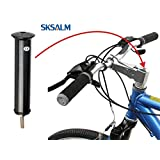 G105 - Hidden Mini Bicycle GPS Tracker Shock Geo-fence Alarm Support Google Map Real-time Tracking