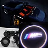 Car Weclome Light LED Door Lamp Ghost Shadow Laser Logo For bmw M5