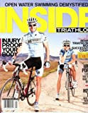 img - for Inside Triathlon 2012 March/April - Greg & Laura Benett book / textbook / text book