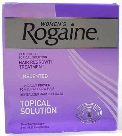 Rogaine Hair Regrowth Treatment for Women, 2