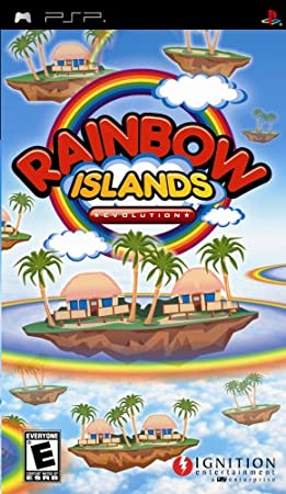 Rainbow Island: Evolution
