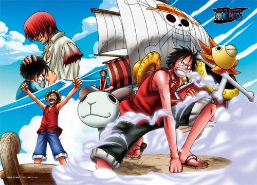 500ピース ワンピース 海賊王におれはなる! (38cmx53cm)