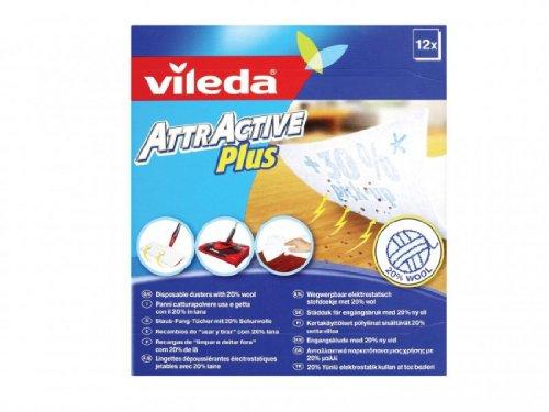 Vileda Attractive Plus Duster Refills