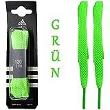 Adidas Neon Schnürsenkel Laces L06135 120 cm grün