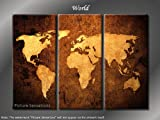 51wDt9NcAjL. SL160  Best World Map Wall Art 50% Off Today Order Now