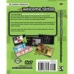 welcome tattoo: Apprentice Training Series - Disk 1