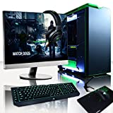 Vibox Viper Package 51 - 4.3GHz Intel i7, Extreme, High Spec, Water Cooled, Desktop Gaming PC Computer with 23