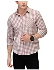 Yepme Men Checks Cotton Shirt  YPMSHRT0548