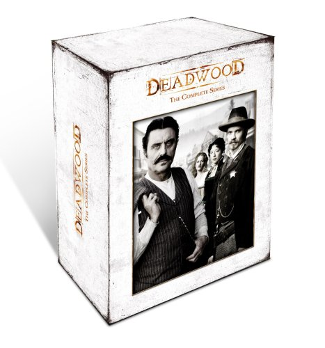 Cover art for  Deadwood: The Complete Series