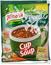Knorr Soup - Hot and Sour, 11g Pouch