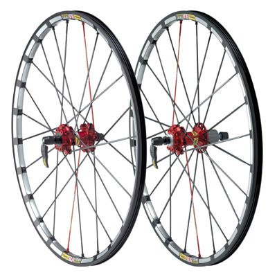 Mavic 2009 Crossmax SLR Disc Mountain Bike Wheelset