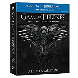 Game of Thrones: Season 4 BD+Digital [Blu-ray]