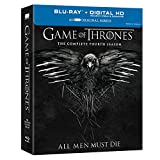 Game of Thrones: Season 4 (Blu-ray/DVD Combo + Digital Copy)