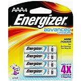 Energizer Holdings EVEEA92BP4 EA92BP-4 Advanced Lithium General Purpose Battery