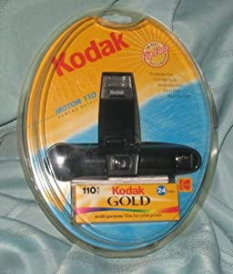 Kodak Cameo Motor 110 Film Camera