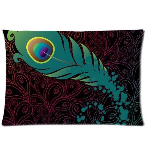 Peacock Feather Bedding Set