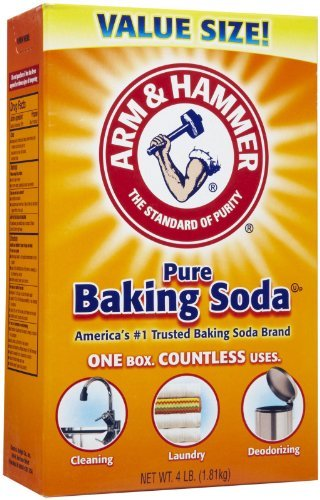 Arm & Hammer Baking Soda Value Size 4 Lb (Pack of 2) by Arm & Hammer (4lb Arm And Hammer Baking Soda compare prices)