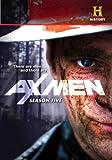 Ax Men: Season 5 (5 discs)