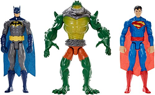 DC Universe Batman Reptile Rage Battle Pack Figures (Dc Universe Action Figures Batman compare prices)