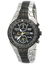Pulsar Men's PF3183 Tech Gear Flight Computer Watch