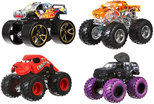 Hot Wheels Monster Jam Tour Favorites - Styles May Vary by Hot Wheels
